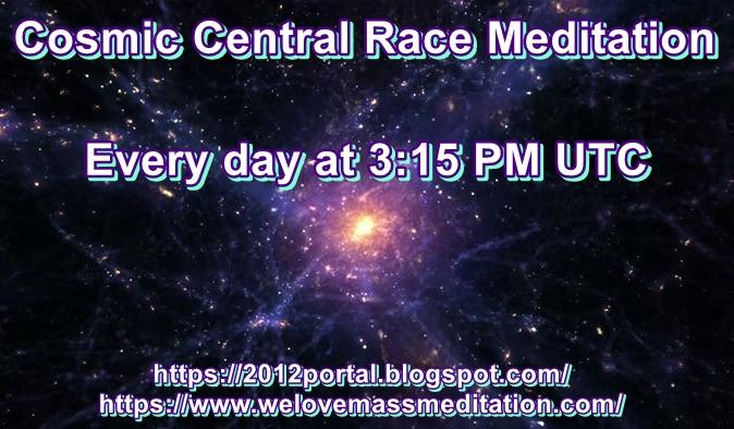 Cosmic Central Race Meditation