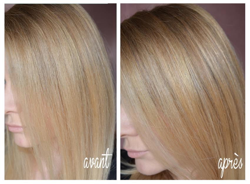 cheveux soins capillaires