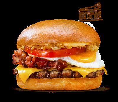 «Яйцебургер» в Бургер Кинг, «Яйцебургер» в Burger King состав цена стоимость пищевая ценность вес Россия 2018