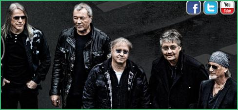 Deep Purple dan Pesonel Sekarang