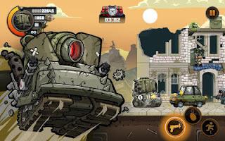 Metal Soldiers 2 Apk Mod v1.0.3 Terbaru (Unlimited Money)