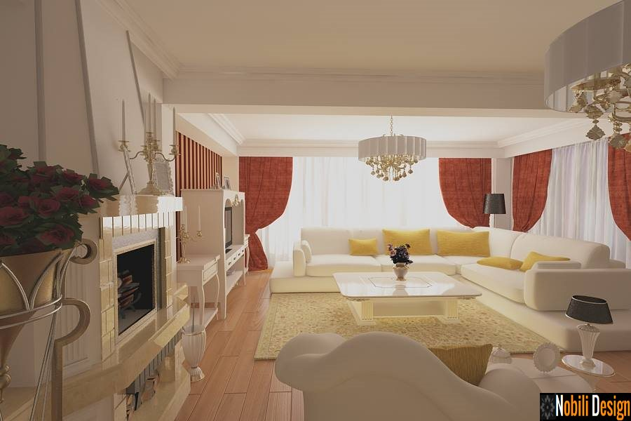 Servicii design interior - Arhitectura de interioare / Nobili Design Bucuresti