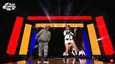Sean Paul - No Lie Ft. Dua Lipa ( #Live At Capital's Jingle Bell Ball 2016 )