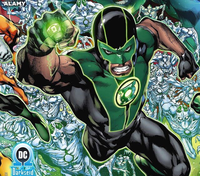 Maratona Novos 52 - Universo Lanterna Verde Parte 3