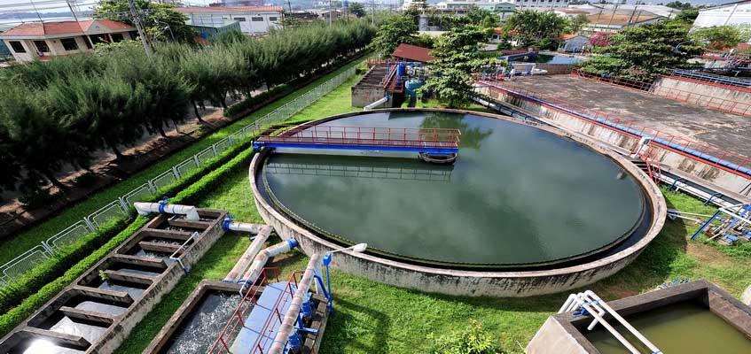 Dịch vụ Duy tu,bảo trì Thiết bị Trạm xử lý nước thải công nghiệp