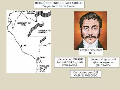 Levantamiento de Paillardelle (1813)