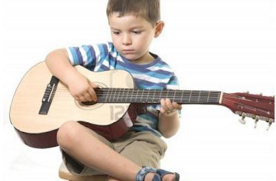 Độ tuổi phù hợp cho trẻ học đàn Guitar