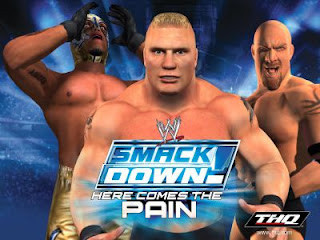 Download WWE SmackDown Here Comes The Pain For PC