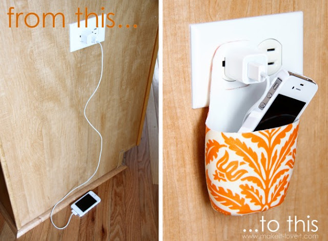 Genius Wall Holder For Mobile!!!