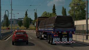 Graneleira Guerra Trailers 2 axles