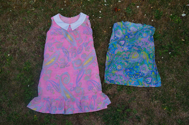 60s 70s paisley dress sleeveless top psychedelic 1960s 1970s
