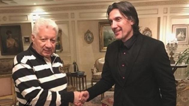 اجتماع مفاجئ من مرتضي منصور مع نيبوشا و يفاجئ المدرب بهذا القرار