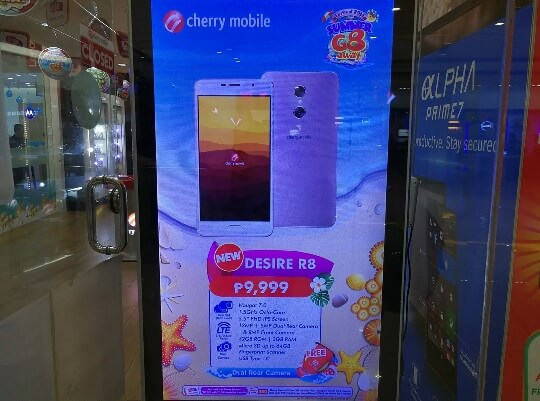 Cherry Mobile Desire R8 Silently Enters the Dual Camera Game, Octa-Core Android Nougat for P9,999