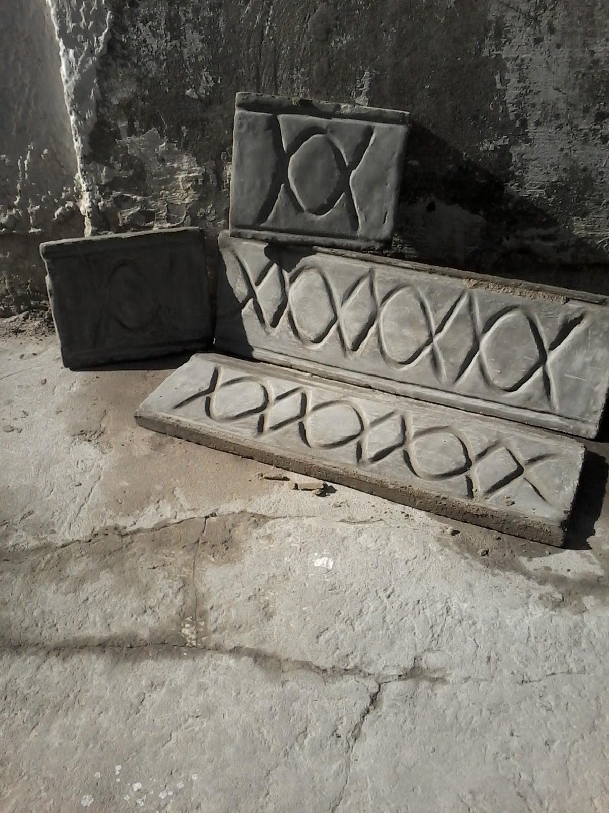 Moldes para hacer macetas de cemento molde jardinera de - Moldes de cemento ...