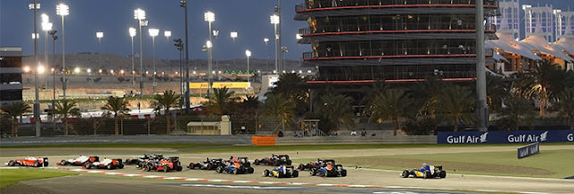 2018 Formula 1 Bahrain Grand Prix