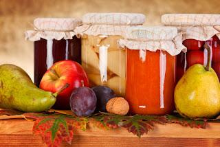 Como se preparan las frutas en conserva
