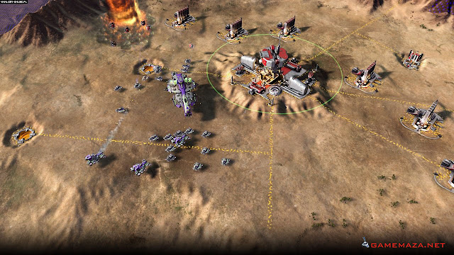 Ashes of the Singularity Gameplay Screenshot 3
