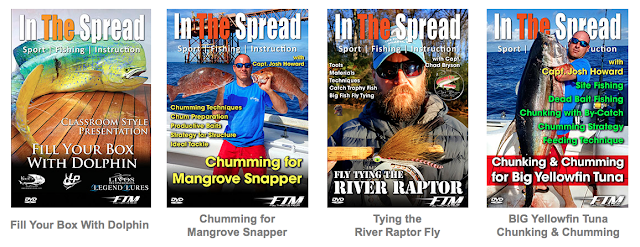 in the spread fishing videos amazon