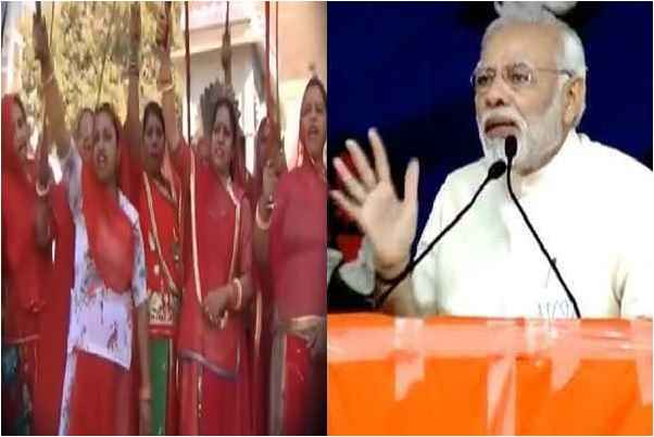 rajasthan-kshatria-women-appeal-to-ban-padmavati-to-pm-modi