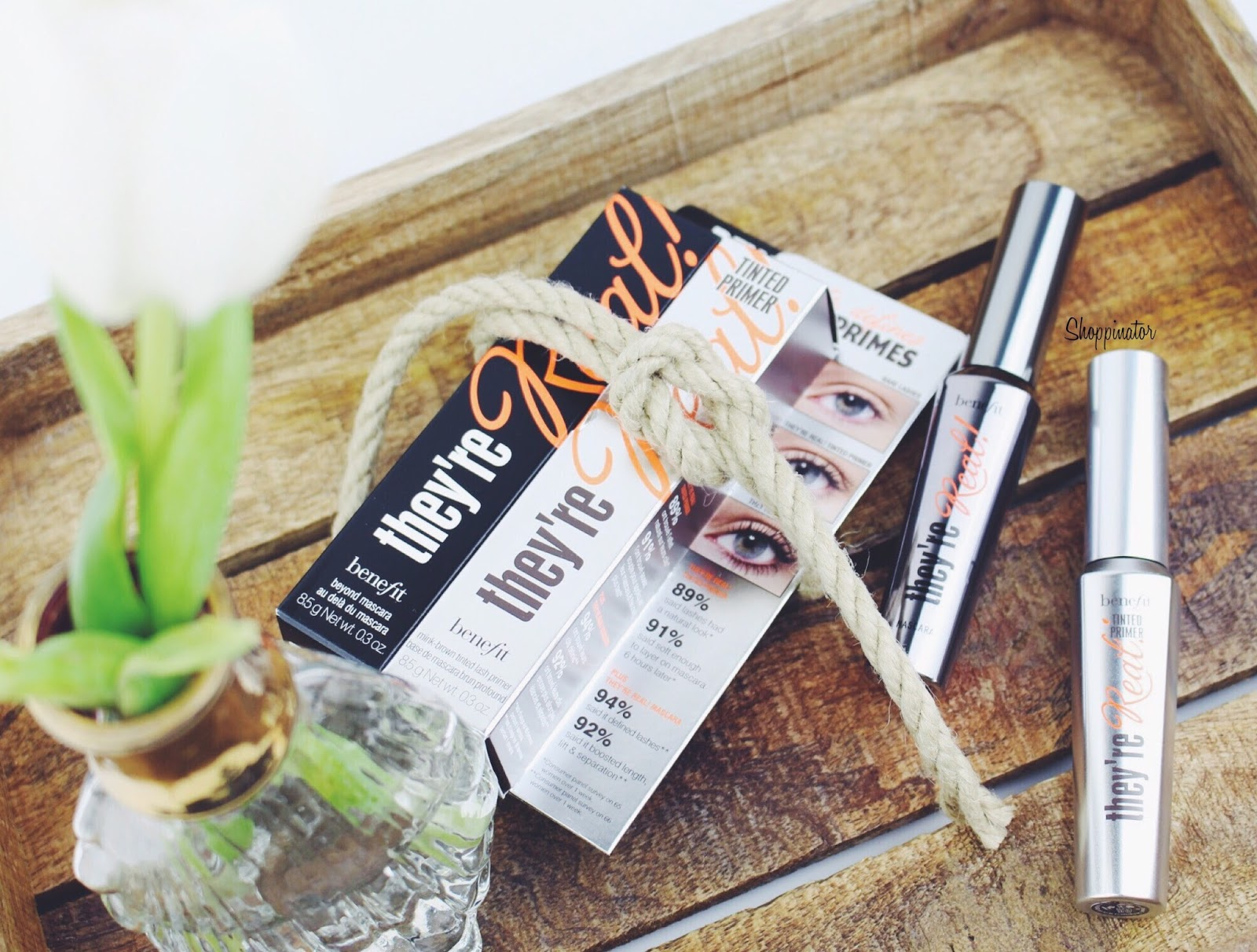 Benefit-Tinted-Primer-Mascara-Review-They're-Real-Mascara-Shoppinator-Test-Getestet
