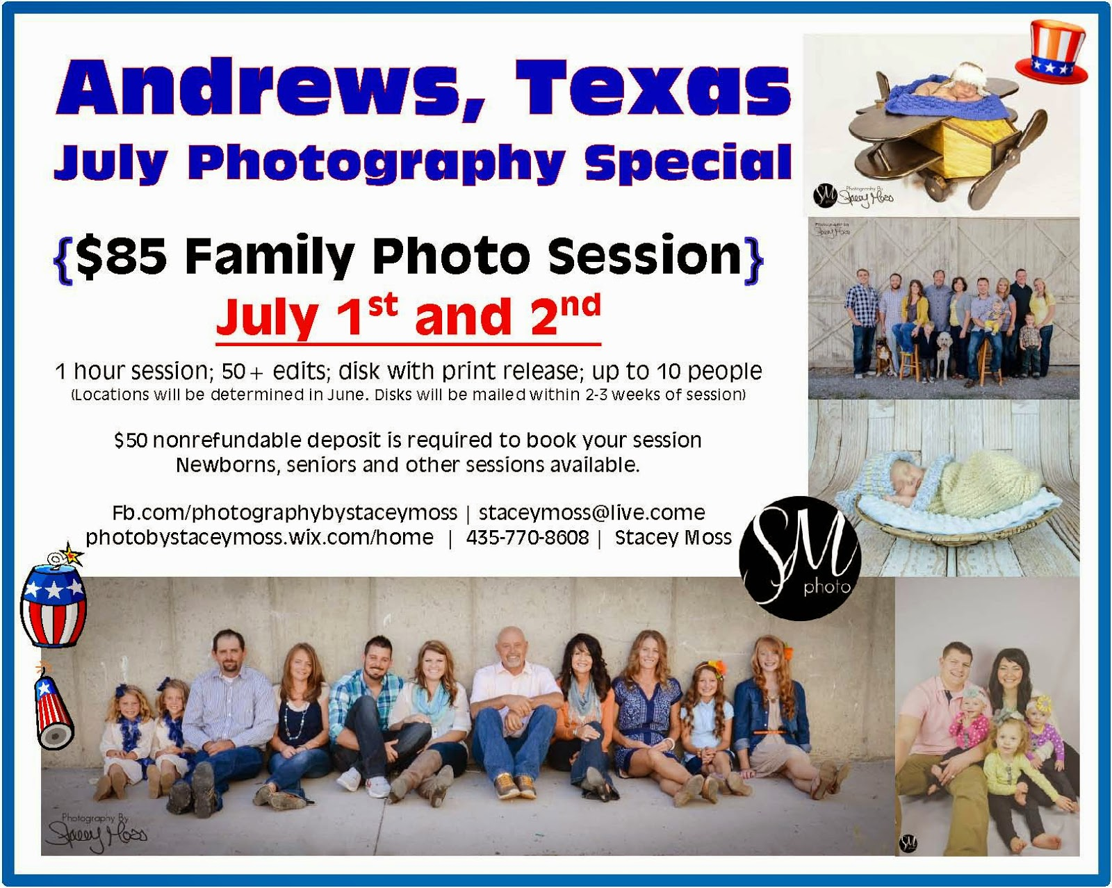 Andrews, Texas | On Location Photos