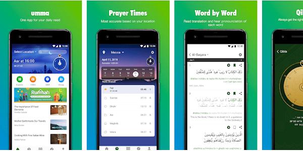 Aplikasi Umma Android