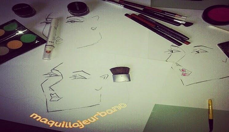 dibujo de rostros