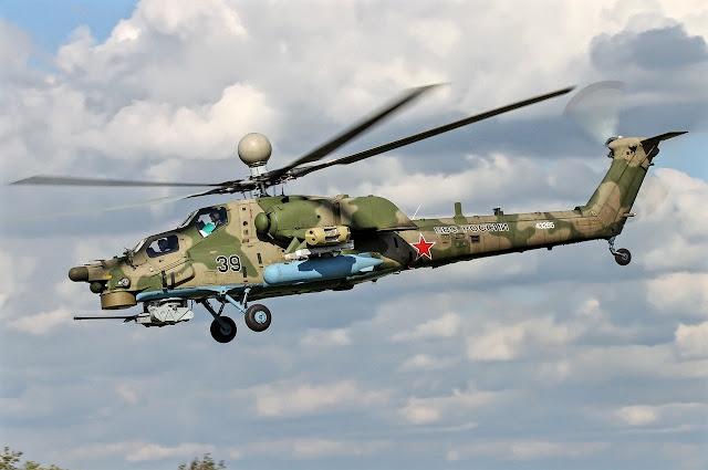 Mi-28UB russian