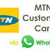 How To Reach MTN Customer Care On WhatsApp