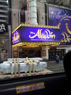 Aladdin Broadway Theatre