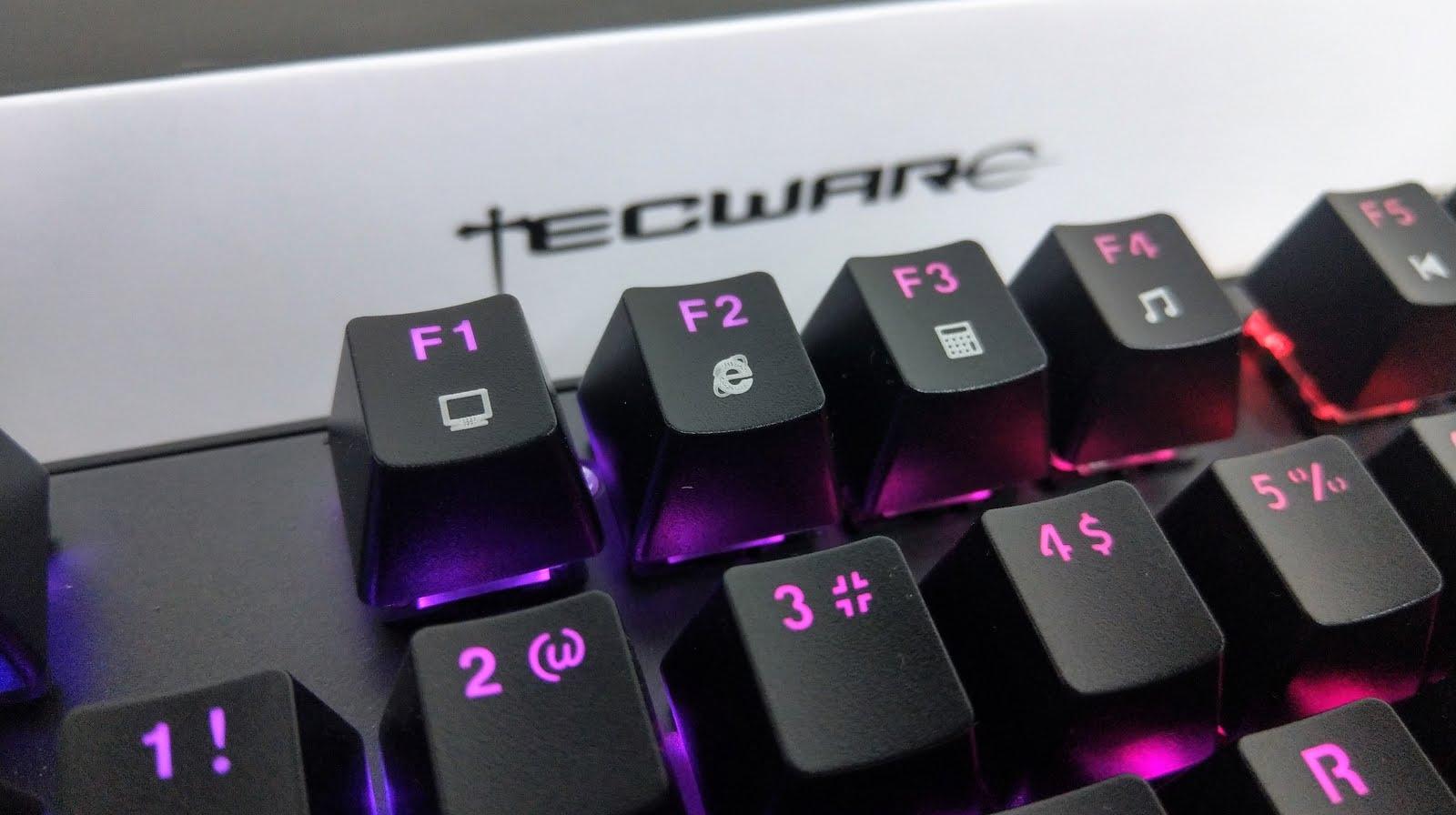 """Résultat de recherche d'images pour """"Tecware Phantom 87 RGB Keyboard"""""""