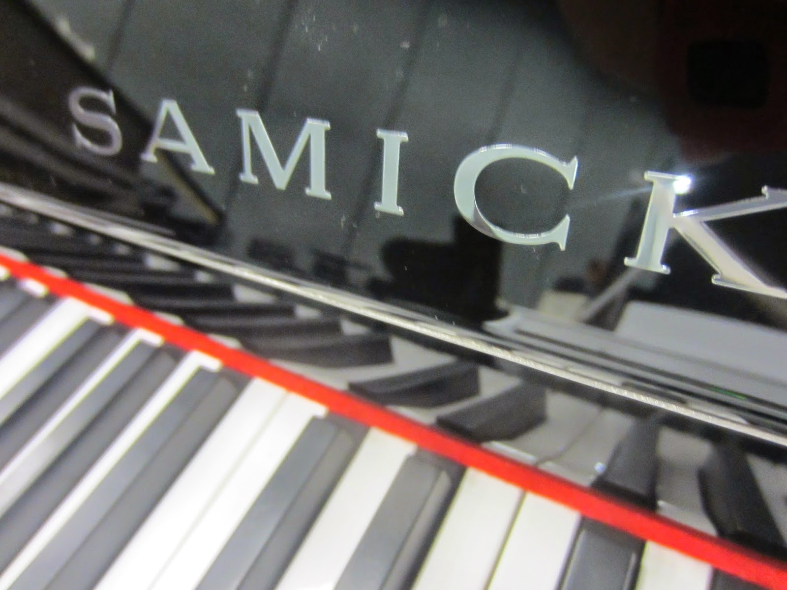 Samick Ebony 3 digital piano