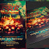 Free Halloween Flyer Template PSD