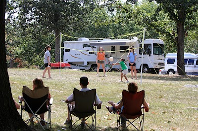 Michigan campgrounds with available campsites this Memorial Day Weekend