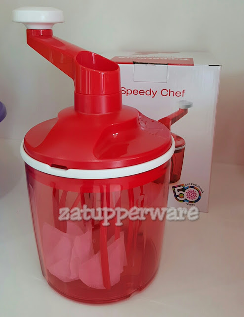 Tupperware Speedy Chef (1) 1.3L