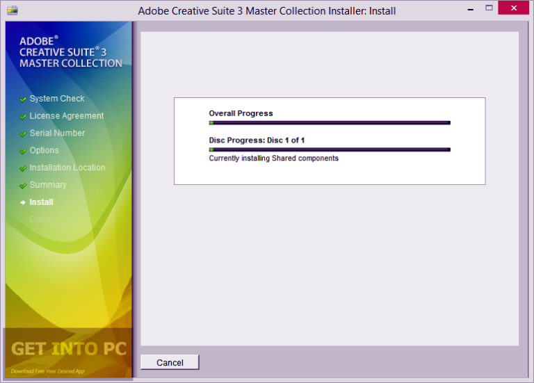Adobe CS3 Master Collection ISO