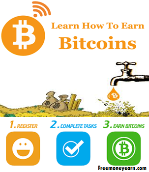 Learn How to earn Free Bitcoin for Life