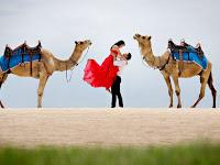 4 Destinasi Wisata Pre-Wedding yang Sering Dikunjungi Berbagai Pasangan