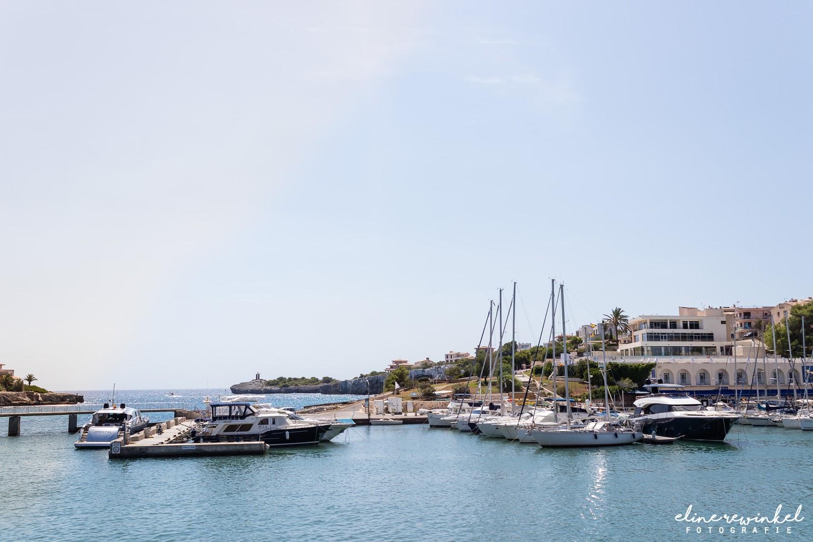 Porto Colom and Porto Cristo, Mallorca