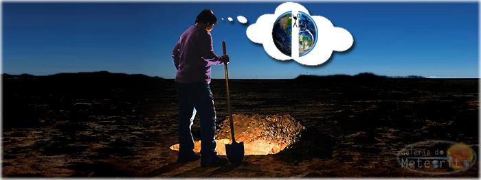 túnel até o outro lado da Terra é possível?