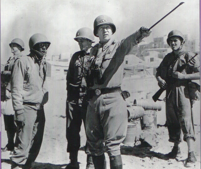 Patton best American general WW2