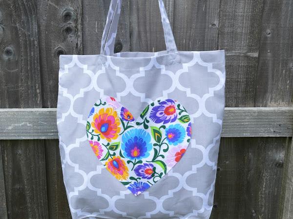 Szare maroko - torba
