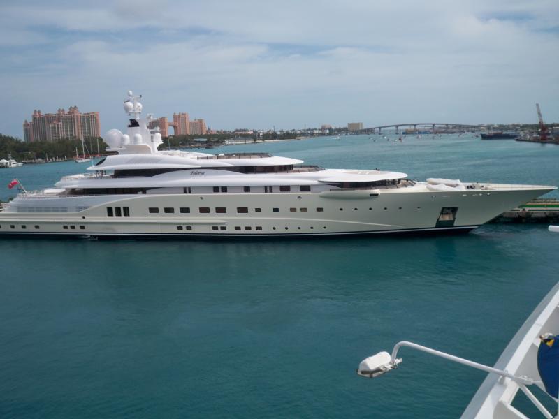 milliardaire russe yacht