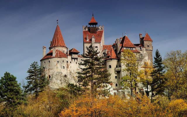 Kastil Btran atau Bran Castle