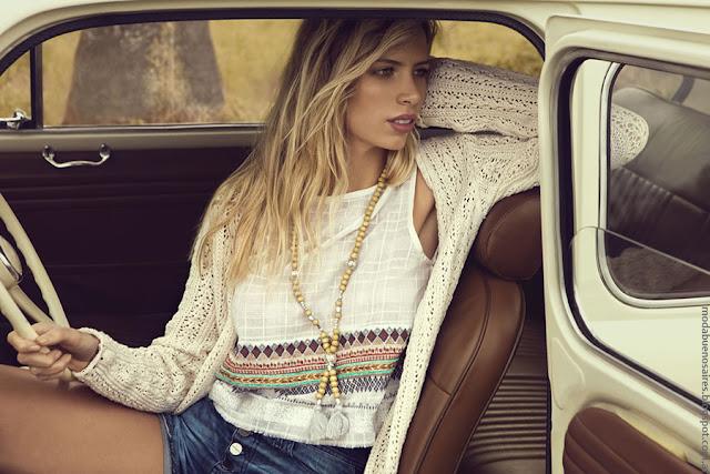 Moda verano 2017 ropa de mujer verano Kevingston sacos de hilo.