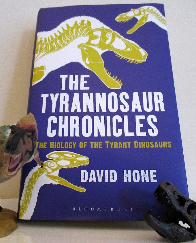Dave Hone's The Tyrannosaur Chronicles: at last, a review