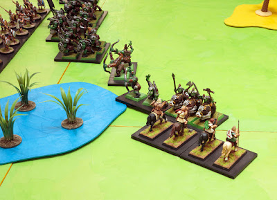 ancient greeks versus orcs & goblins