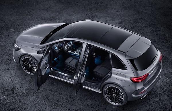 Mercedes Benz Clase B 2019