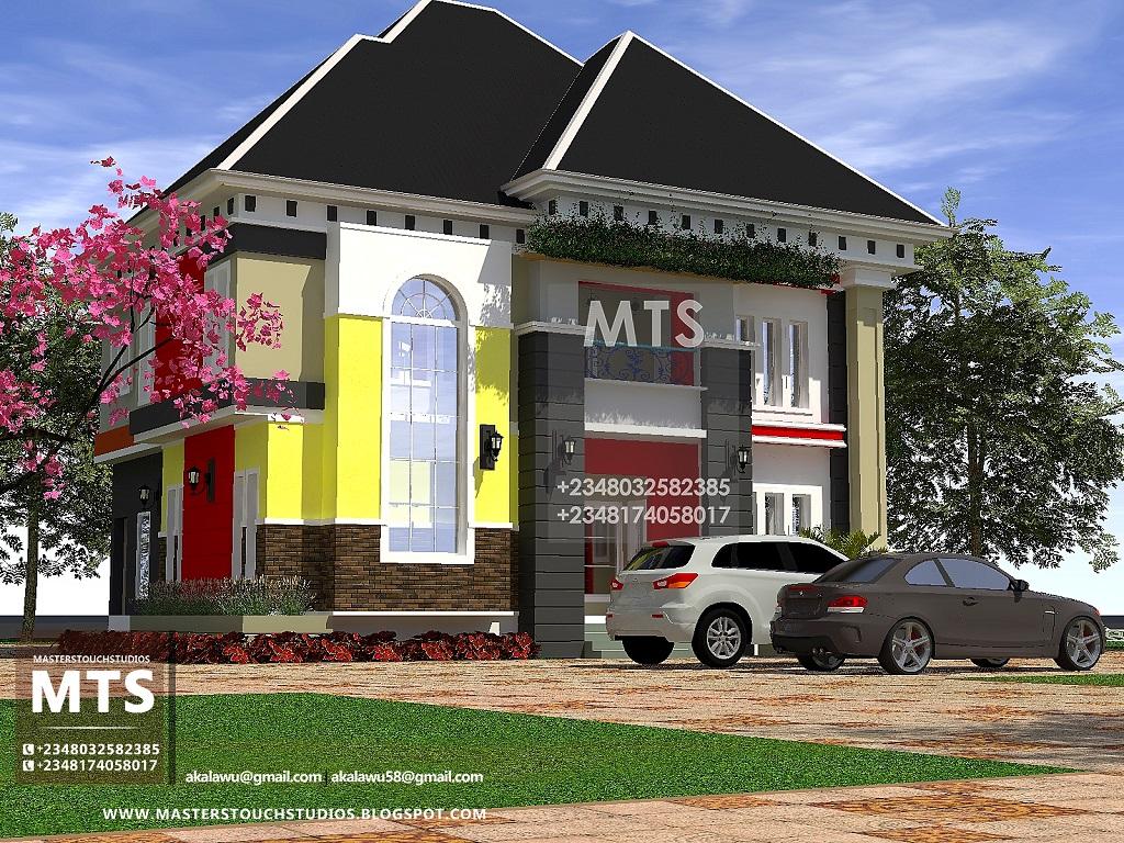 Mr Dada 3 Bedroom Compact Duplex