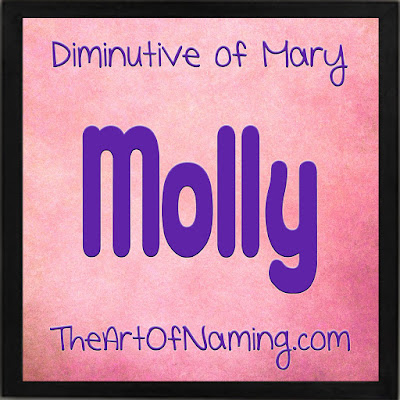 Names for girls - nicknames for Mary